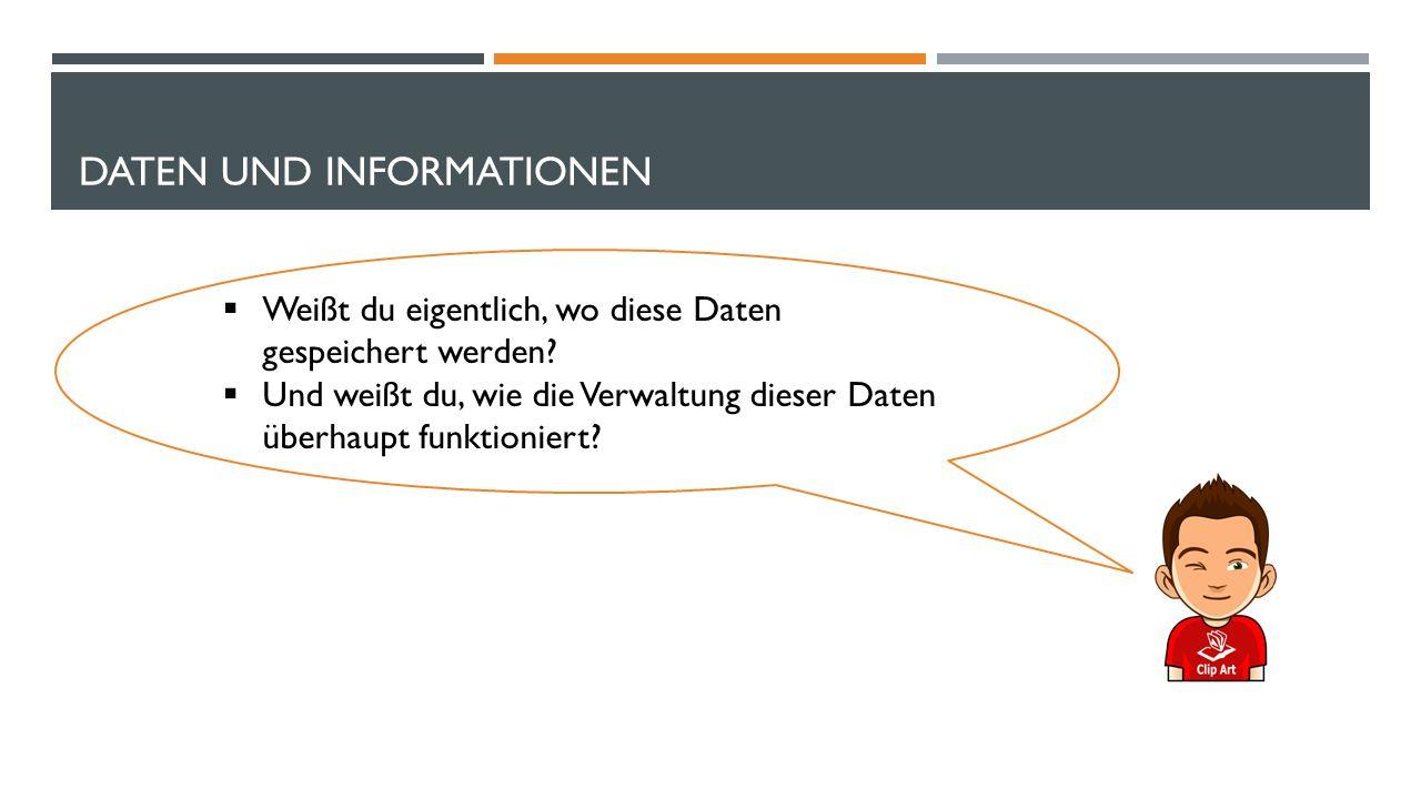 WEITER GEHT'S BEI MEBIS… AUFGABE 3 + 4 Grundlagen Datenbanksysteme/Aufgabe 3: Vor- und Nachteile eines Datenbanksystems Grundlagen Datenbanksysteme/Aufgabe 4: Aufgaben einer Datenbank