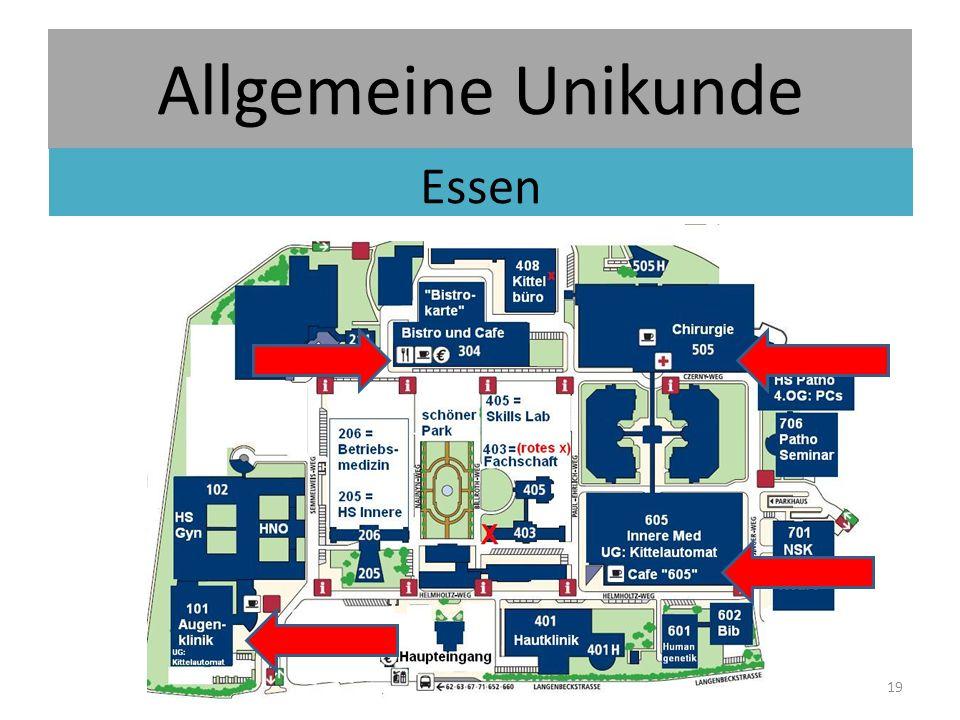 Allgemeine Unikunde Essen 19