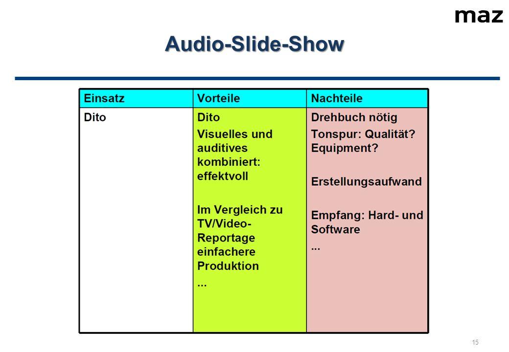 Audio-Slide-Show 15