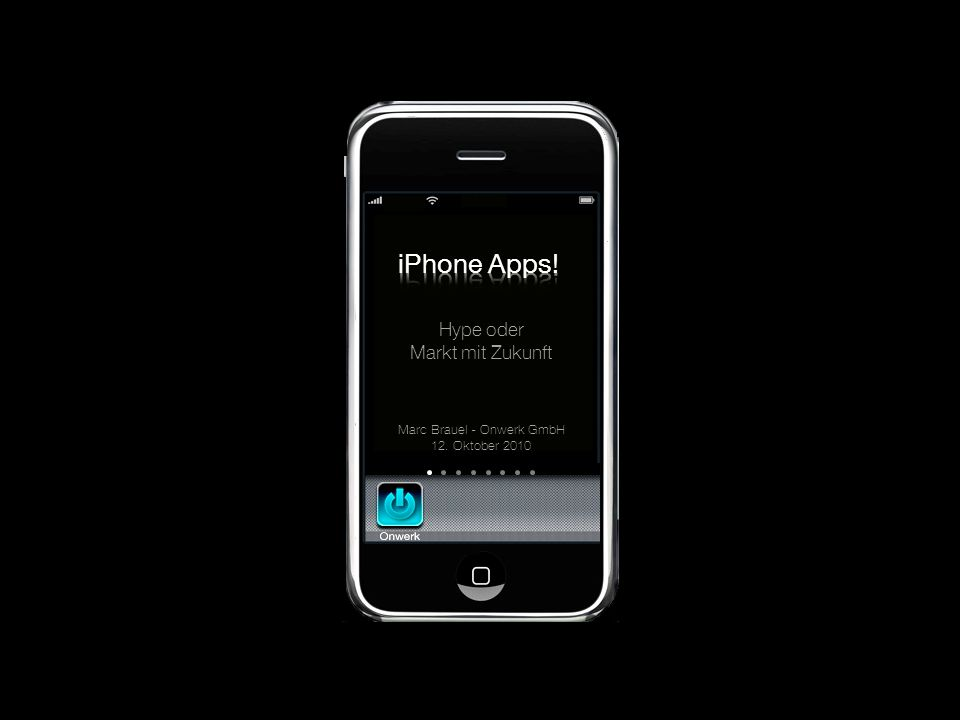 iPhone Apps.