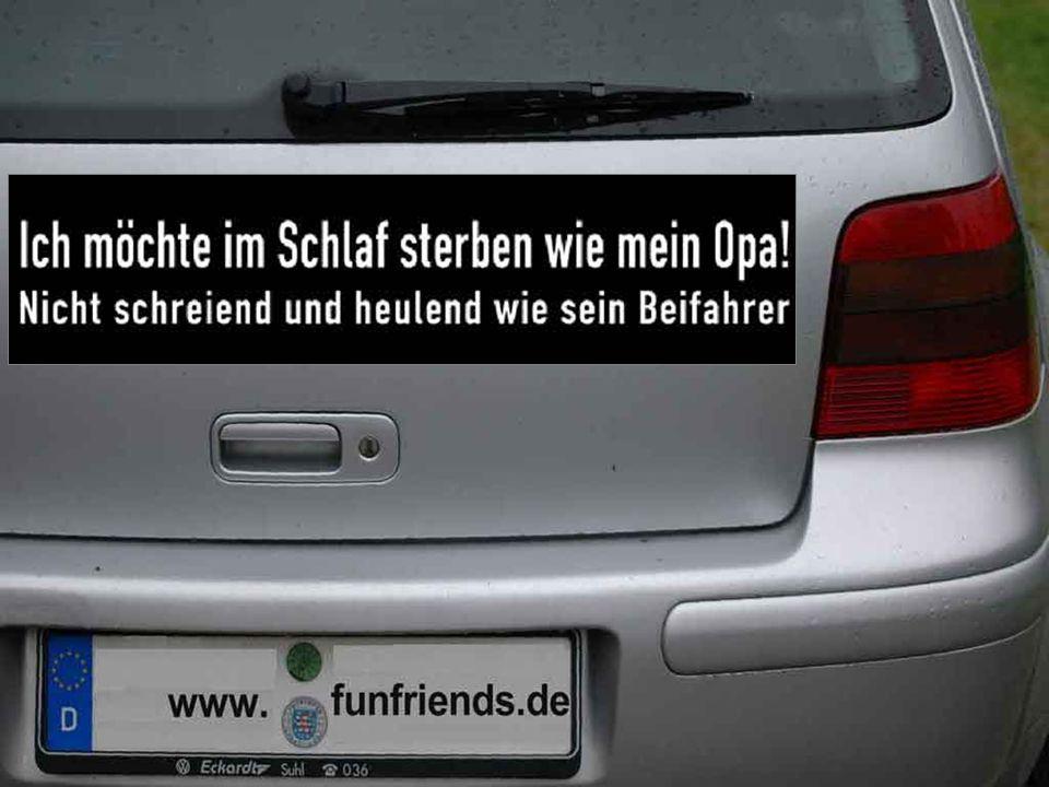 Sponsored by Sozialamt oder Oma oder Papa.