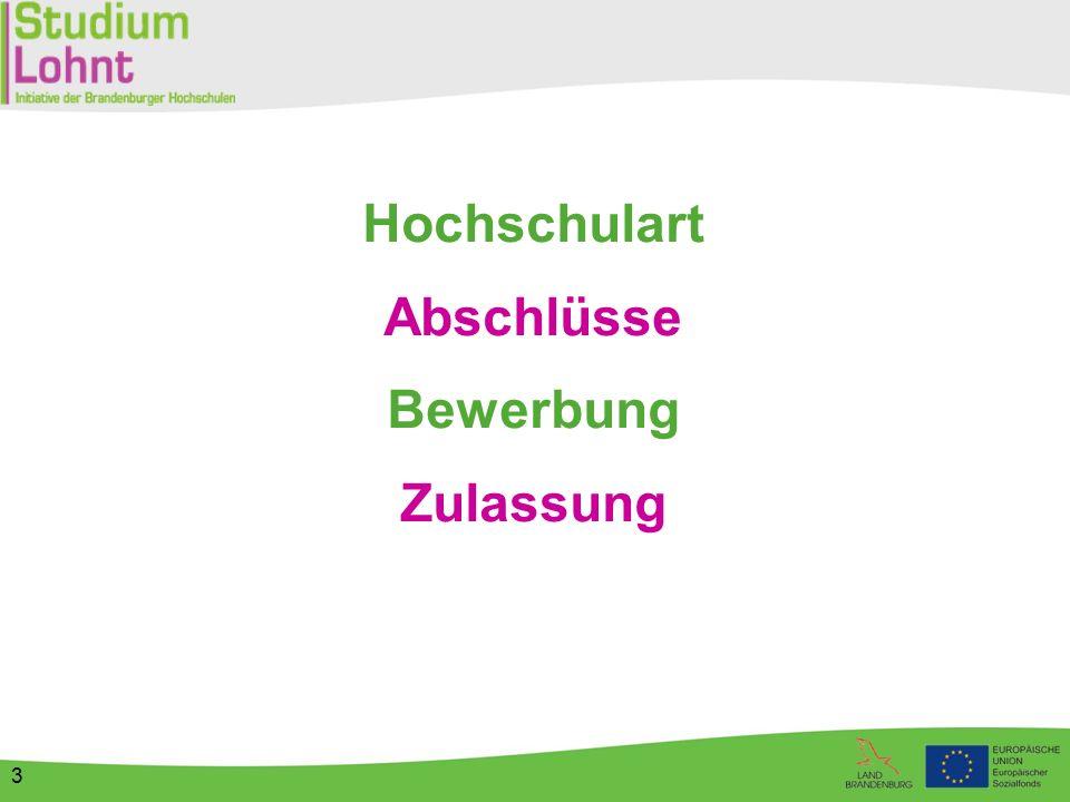 4 Studieren in Deutschland An rund 350 Hochschulen: Universitäten Fachhochschulen Kunst- und Musikhochschulen Berufsakademien FH für öffentl.