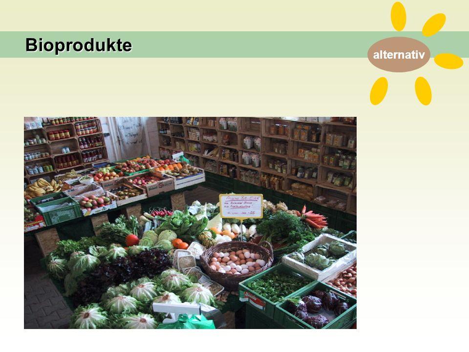 alternativ Bioprodukte