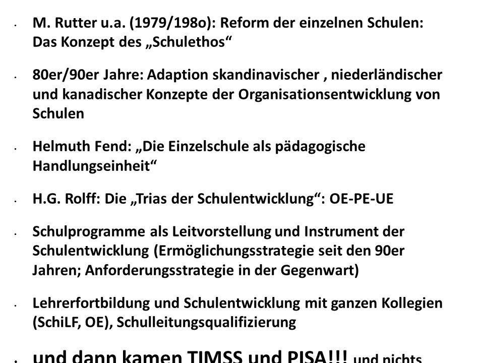M. Rutter u.a.