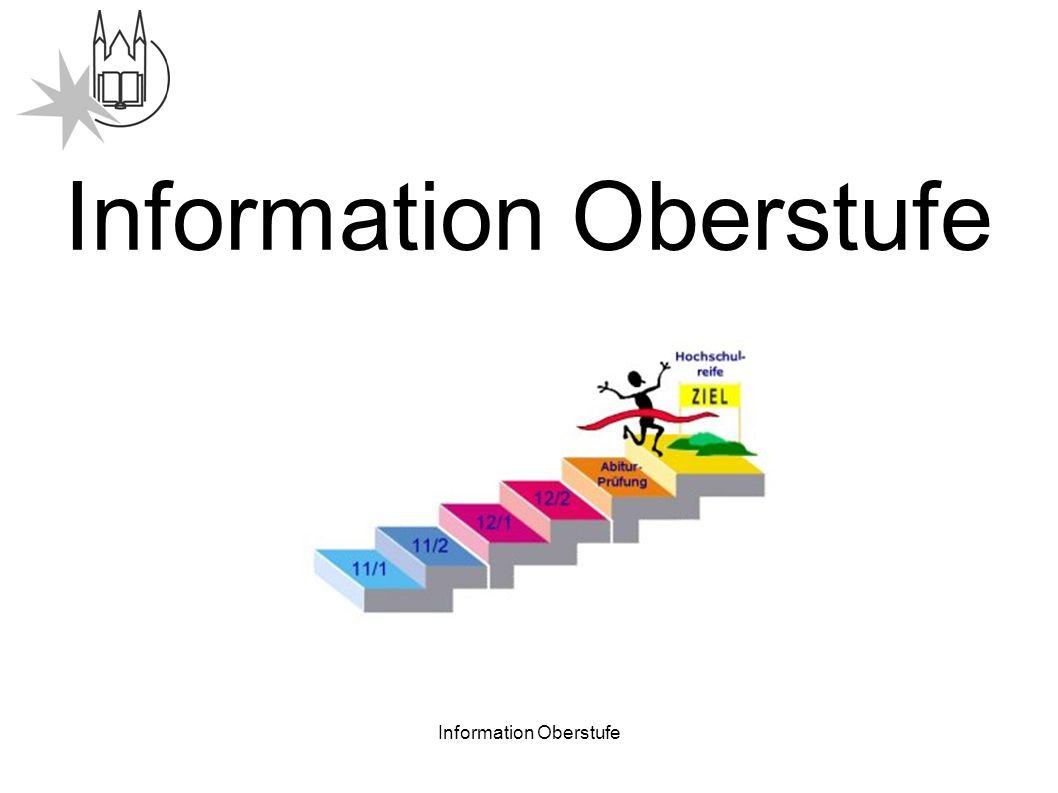 Information Oberstufe