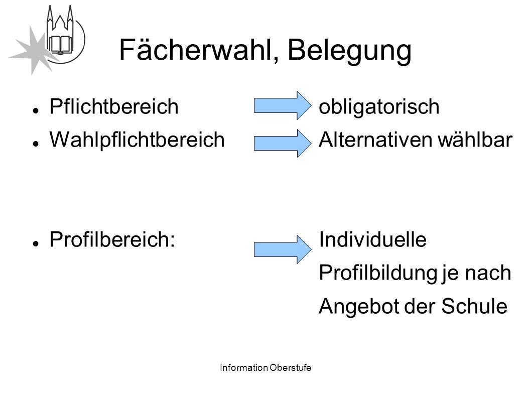 Information Oberstufe W-Seminar Anleitung zum wissenschaftlichen Arbeiten Rahmenthema, z.B.