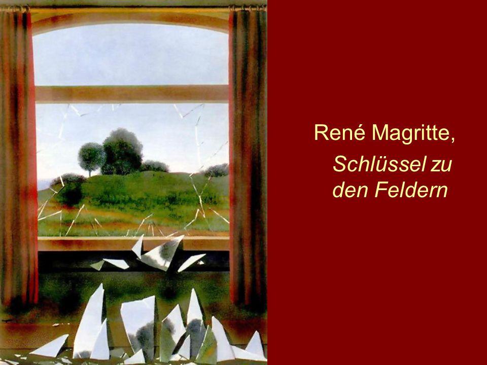 René Magritte, Schlüssel zu den Feldern