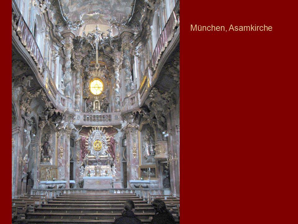 München, Asamkirche