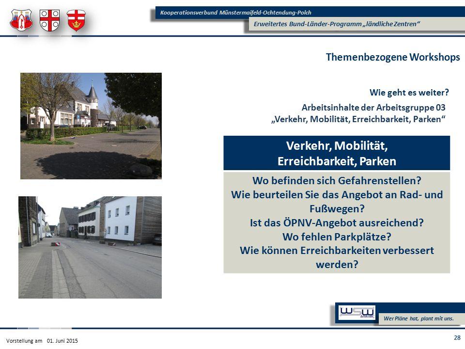 WSW & Partner GmbH Wer Pläne hat, plant mit uns.