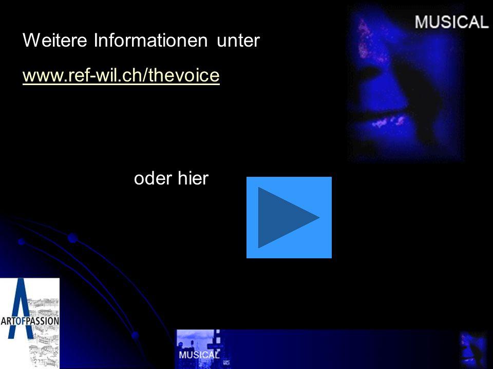 14. März 2009 20.00 Uhr Ebnetsaal Bronschhofen Billette unter www.starticket.ch