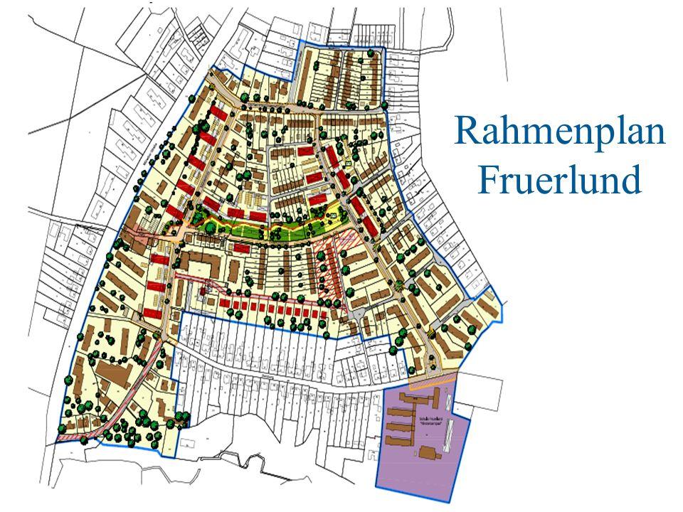 Rahmenplan Fruerlund