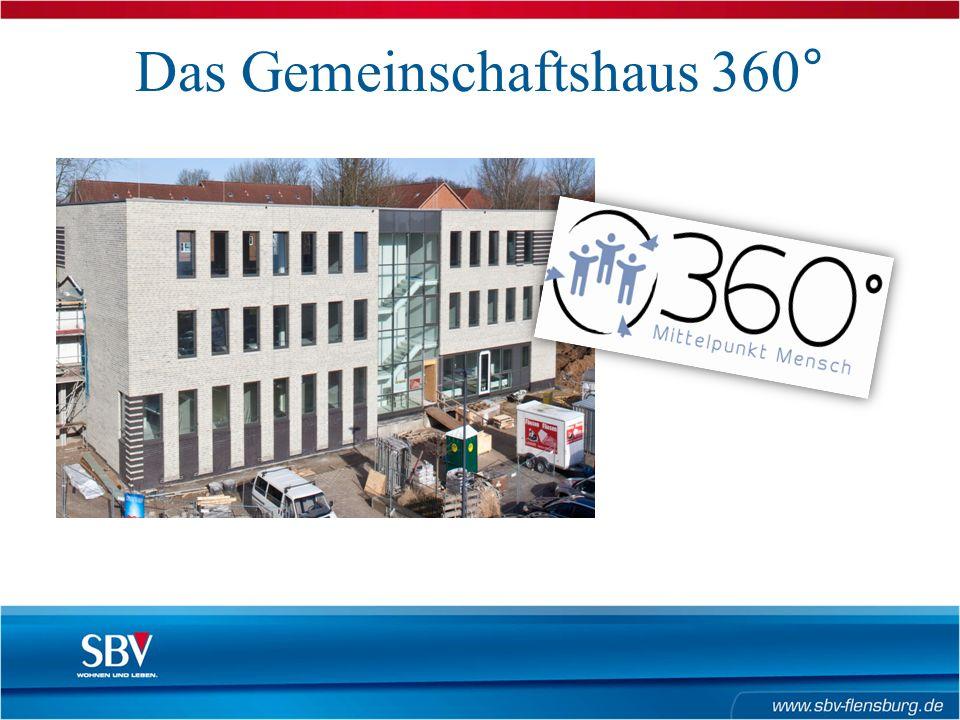 Das Gemeinschaftshaus 360°