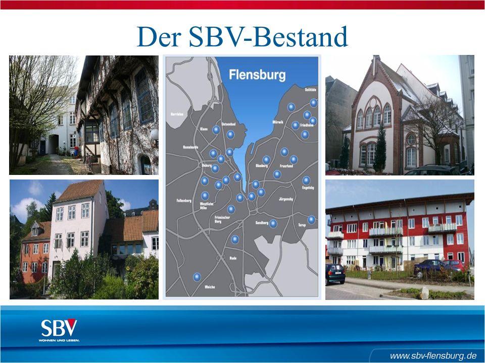 Der SBV-Bestand