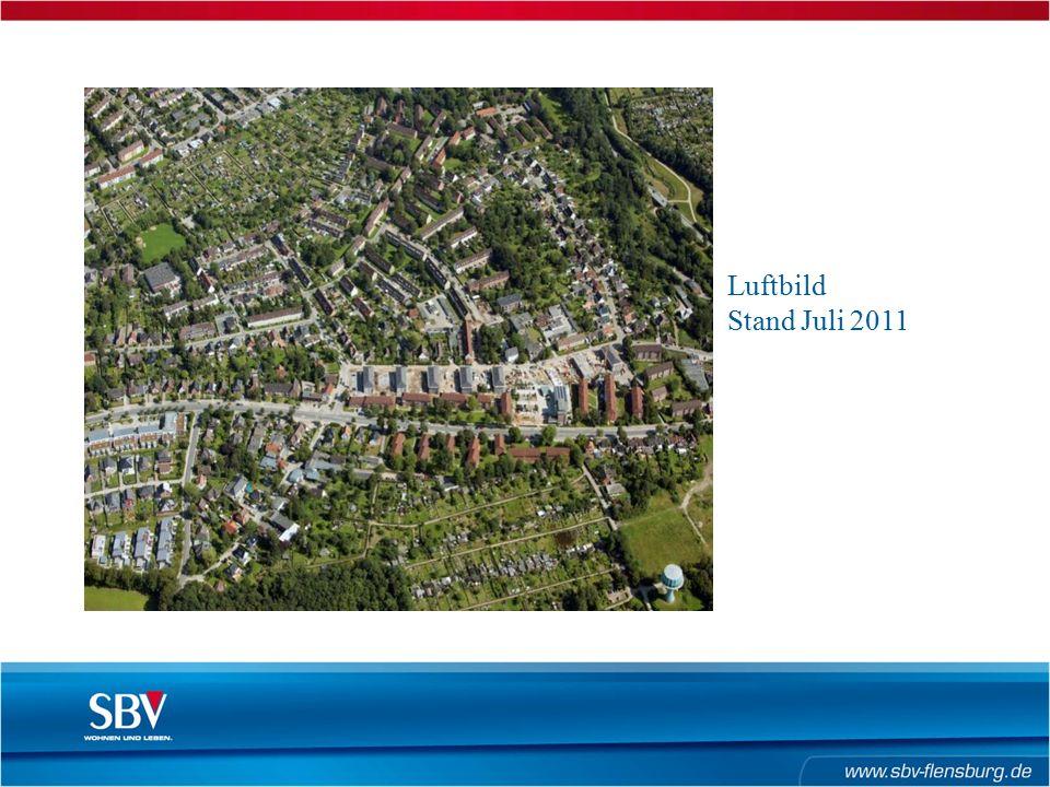 Luftbild Stand Juli 2011