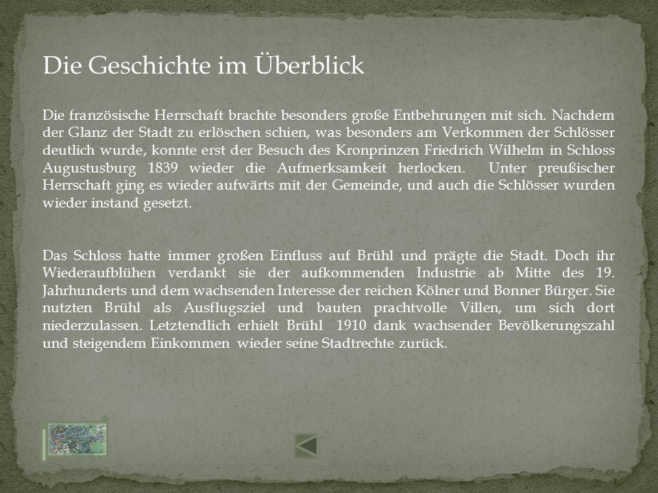 Das Stadtwappen hat seinen Ursprung in dem seit 1318 nachgewiesenen Schöffensiegel und zeigt auf goldenem Grund über einem silbernen Schild mit dem Kölner Stiftskreuz den heiligen Petrus, den Schutzpatron Kurkölns, in blauem Mantel, in der rechten Hand zwei blaue Schlüssel, in der linken Hand ein rotes, silberbeschlagenes Evangelienbuch haltend, umgeben von sieben Schöffenköpfen.