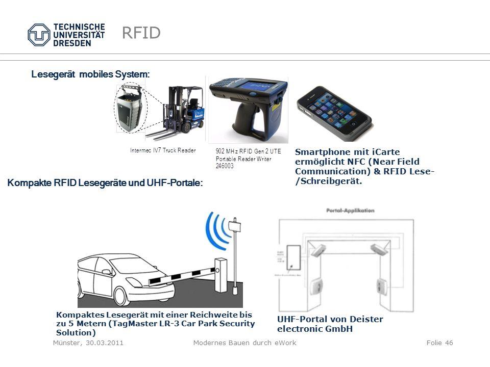 RFID UHF-Portal von Deister electronic GmbH Kompaktes Lesegerät mit einer Reichweite bis zu 5 Metern (TagMaster LR-3 Car Park Security Solution) Smartphone mit iCarte ermöglicht NFC (Near Field Communication) & RFID Lese- /Schreibgerät.