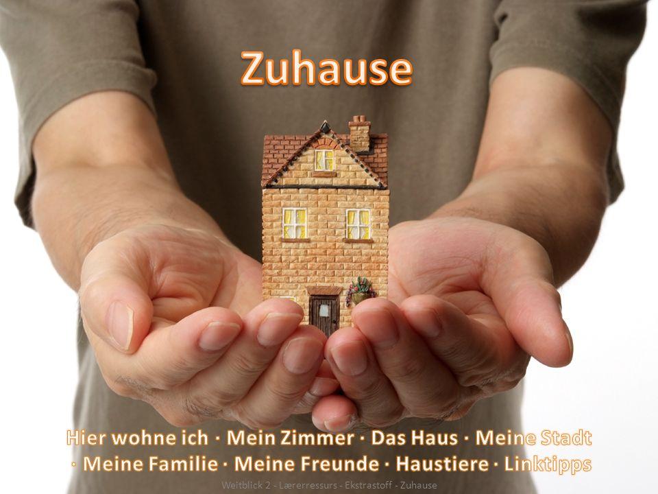 Weitblick 2 - Lærerressurs - Ekstrastoff - Zuhause