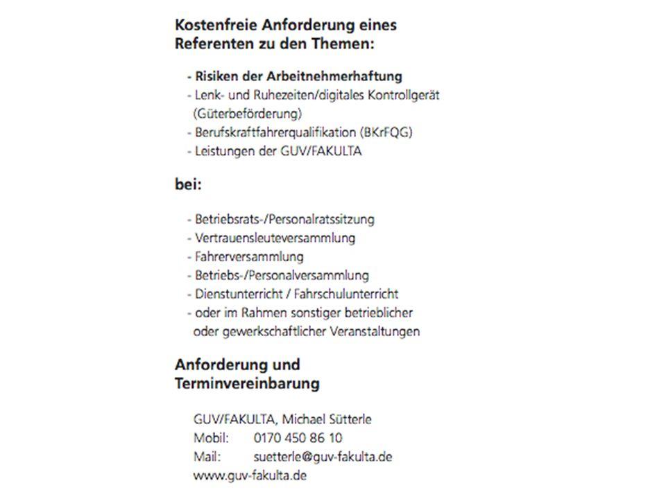 13 © GUV/FAKULTA | WeSchu GmbH | 4.0 | www.guv-fakulta.de | www.weschu-gmbh.de | Veranstaltung xxx in xxx | 13 Entwicklung der Rechtsprechung im Bereich der Arbeitnehmerhaftung: 3 stufige Fahrlässigkeit: ------------------------------- -- leichte Fahrlässigkeit -- mittlere - - -- grobe - - - Gefahrgeneigtheit wird Berücksichtigt - monatliches Einkommen (Lohn/Gehalt) wird berücksichtigt - Betriebsrisiko wird berücksichtigt