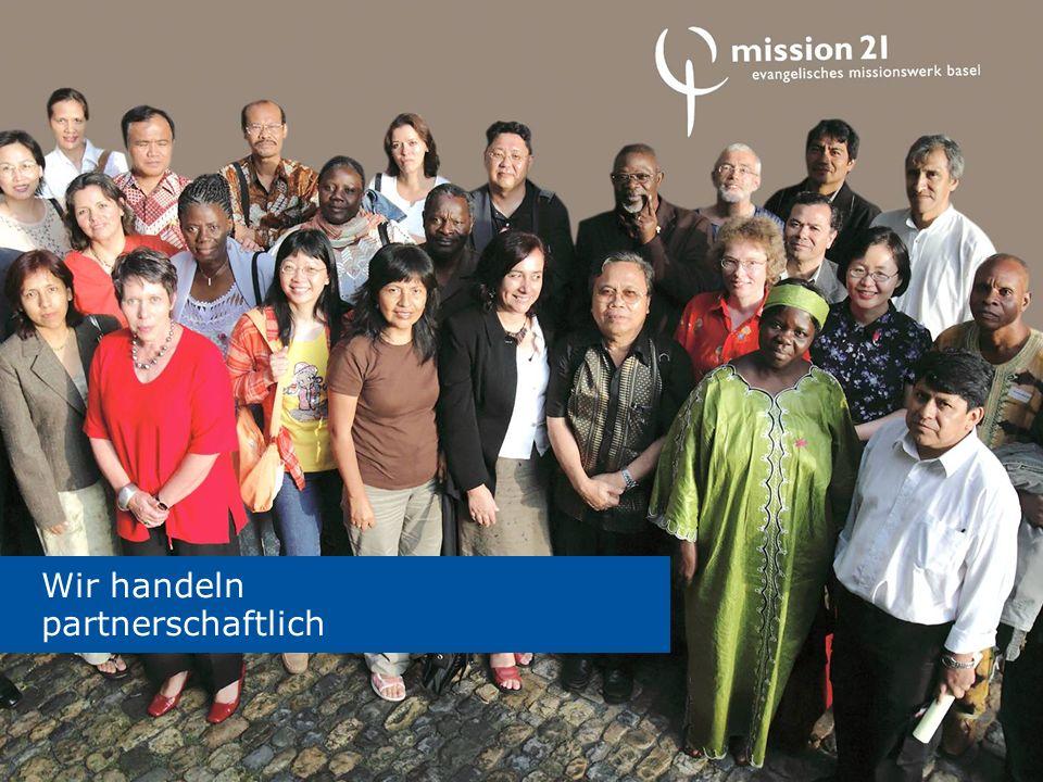 Anwaltschaftliches Handeln (Advocacy) Wir setzen uns zusammen mit anderen Missions-, Hilfswerken und NGOs dafür ein, dass die Menschenrechte in der Schweiz wie im Ausland geachtet und umgesetzt werden.