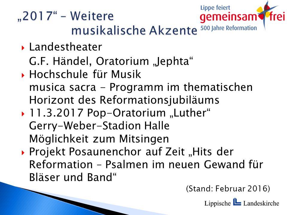""" Landestheater G.F. Händel, Oratorium """"Jephta""""  Hochschule für Musik musica sacra - Programm im thematischen Horizont des Reformationsjubiläums  11"""