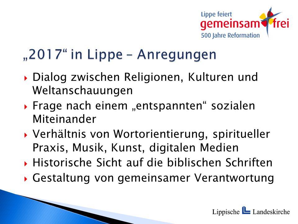  Eröffnungsgottesdienst am 31.10.2016 Berlin  Revision der Lutherbibel 30.
