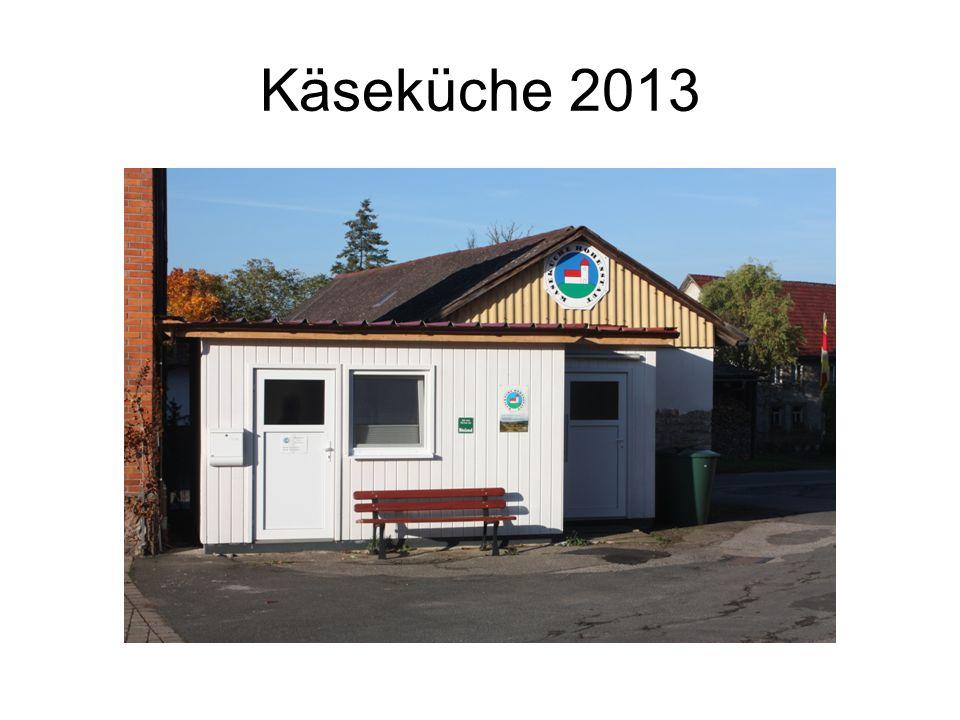 Käseküche 2013