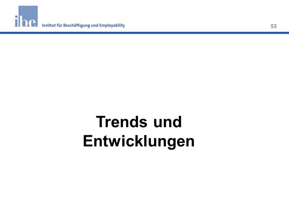 S3 Trends und Entwicklungen