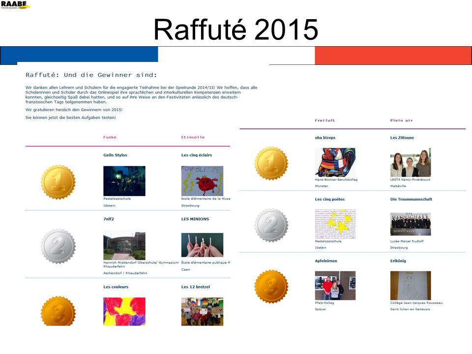 Raffuté 2015