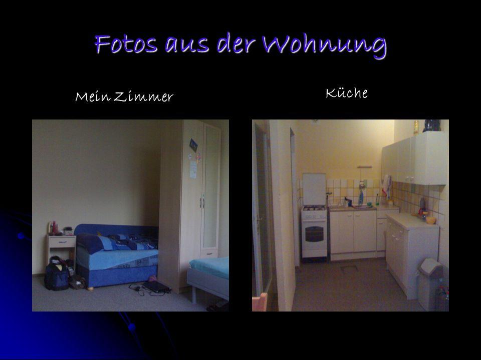 Fotos aus der Wohnung Mein Zimmer Küche