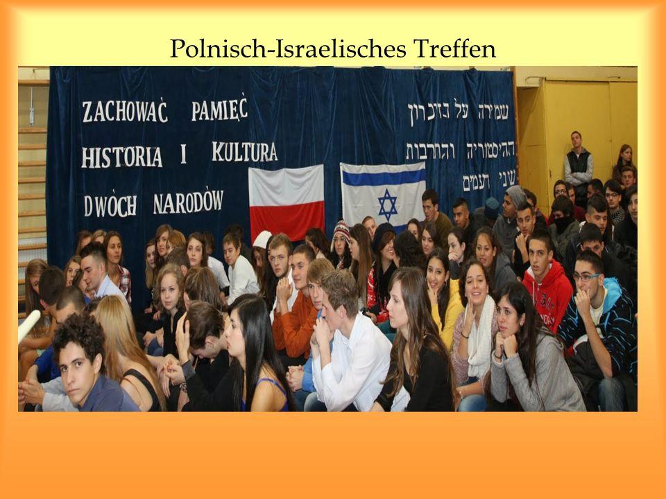 Polnisch-Israelisches Treffen
