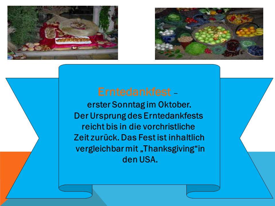Der Tag der Deutschen Einheit ist der Nationalfeiertag der Bundesrepublik Deutschland.