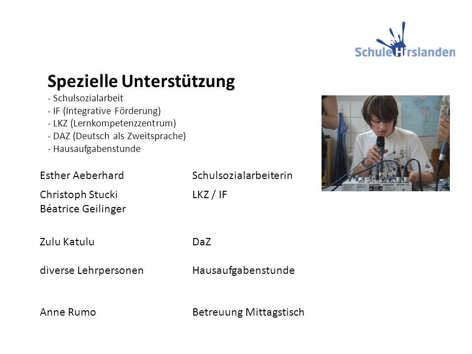 Kommunikationswege 1.Schülerin / Schüler an Lehrperson 2.