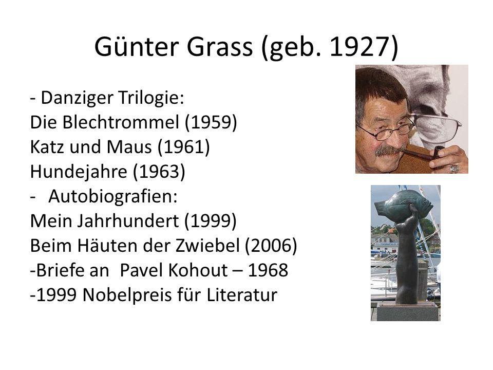Günter Grass (geb.