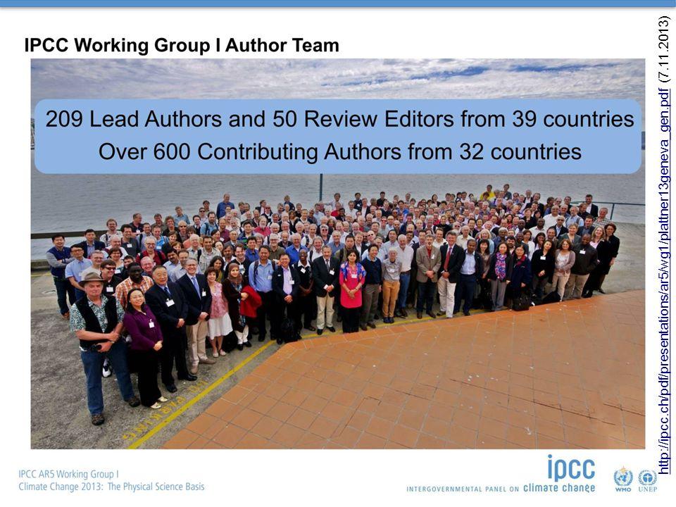 IPCC (2007): http://www.spiegel.de/wissenschaft/ natur/0,1518,463865,00.htmlttp://www.spiegel.de/wissenschaft/ natur/0,1518,463865,00.html Konzentrationsverlauf der Treib- hausgase CO 2, Methan CH 4 und Lachgas N 2 O in der Erdatmosphäre über die letzten 10000 Jahre bis 2005.