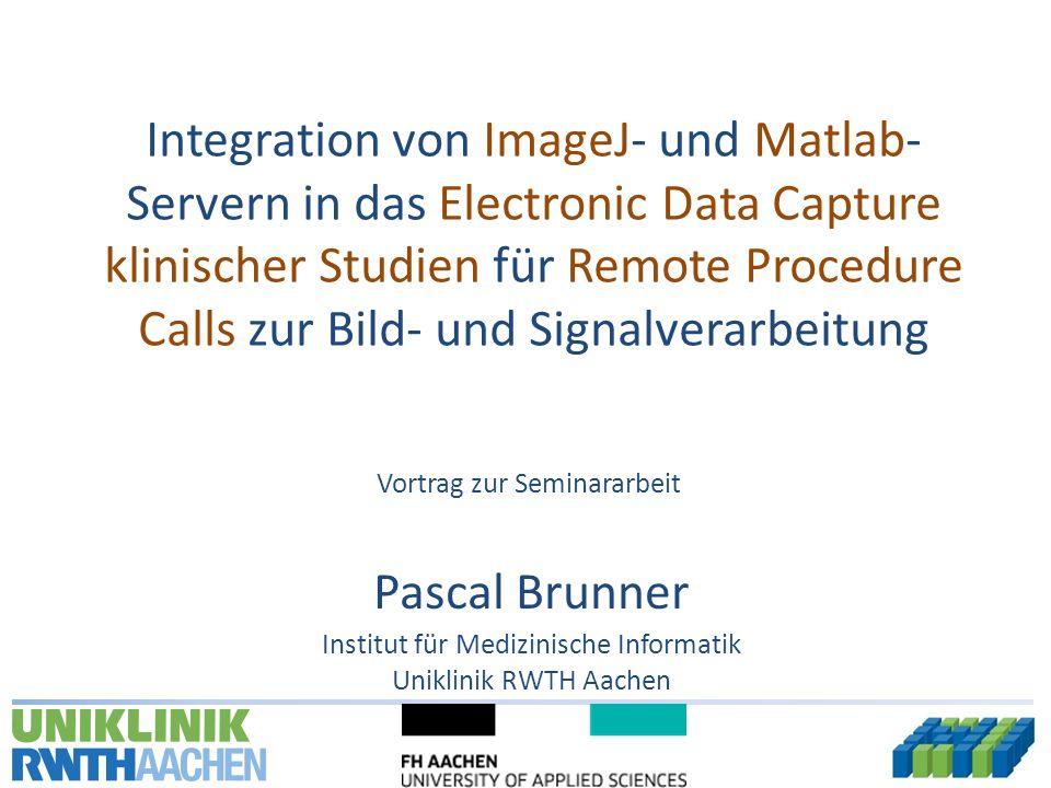 EinleitungMethodenErgebnisDiskussion 15.01.2015 13 Pascal Brunner Systeme II (OC ToGo)  Android App  Workflow: 1.