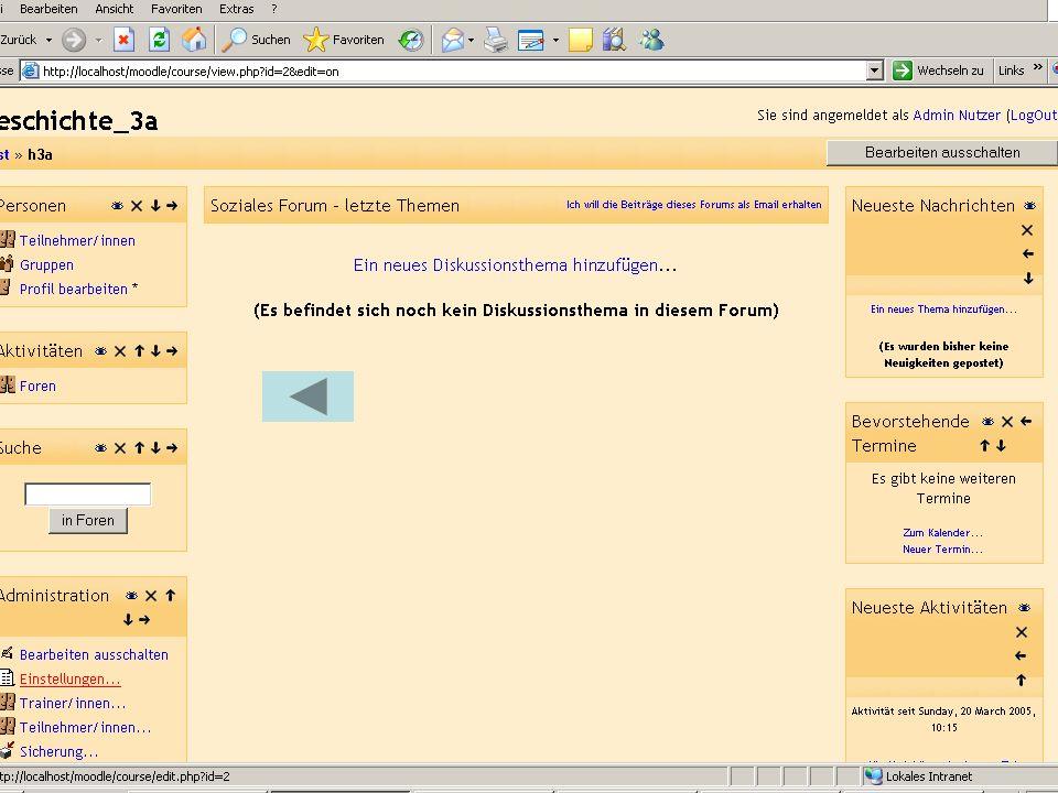 Forumsformat