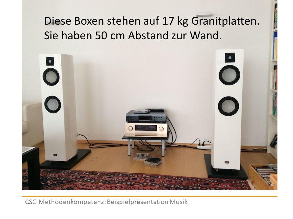 """""""Bullshit in – bullshit out : Guter Klang hängt auch von der Quelle ab zu niedrige Datenrate ist ein Problem 320kBit/sec sollten es bei mp3 schon sein Original-CD, sonst FLAC oder wav-Datei Bluetooth kostet Klang Kenner lieben Vinyl CSG Methodenkompetenz: Beispielpräsentation Musik"""