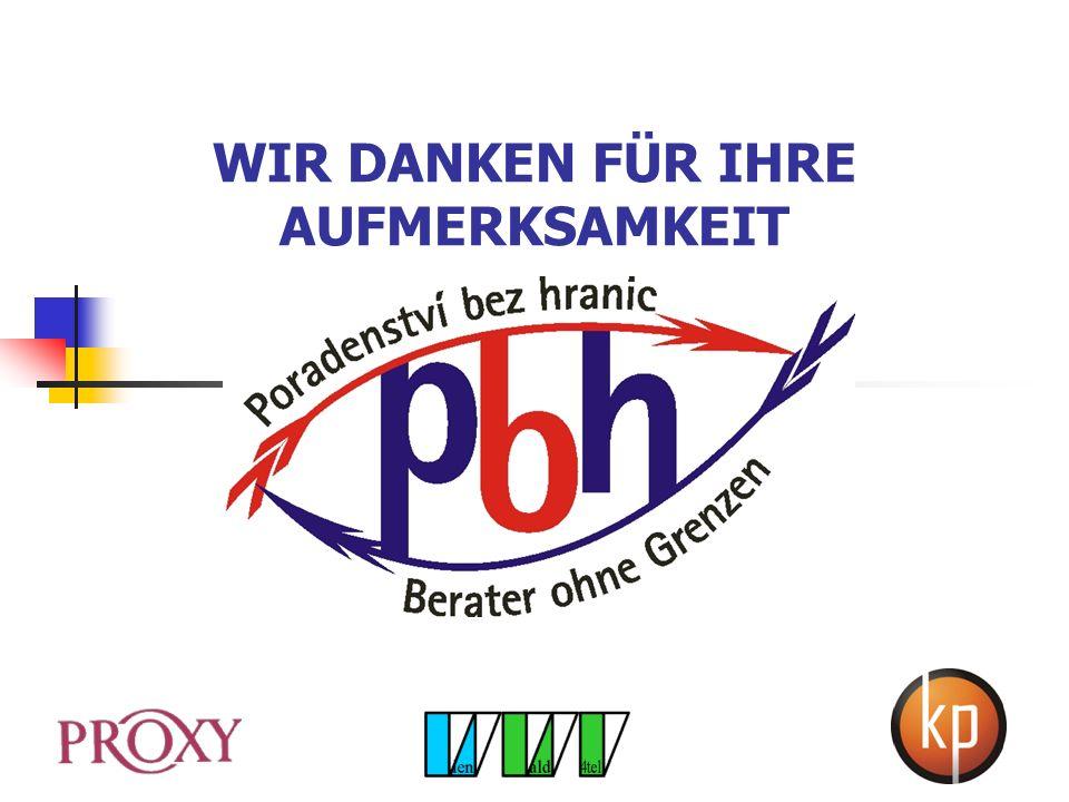 Danke für Ihre Aufmerksamkeit Mag. Harald Buchhöcker, StB Mag. Paul Rzepa, StB MMag. Leopold Kaufmann, UB Mag. Christian Pultar, StB Mag. Christine Wo