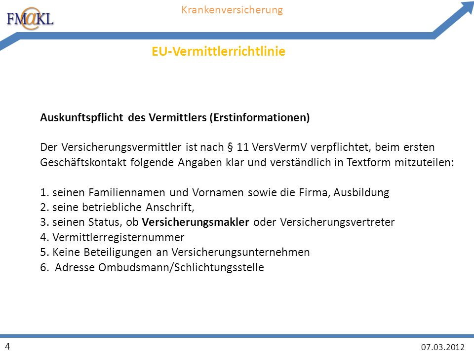 07.03.2012 15 Krankenversicherung Beitragsbemessungsgrenze und Höchstbeitrag zur GKV JahrPflichversich- erungsgrenze Beitragbemes- sungsgrenze durchschnittl.