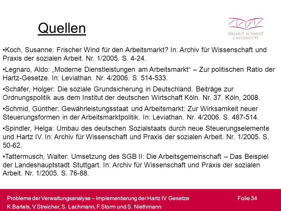 Koch, Susanne: Frischer Wind für den Arbeitsmarkt.