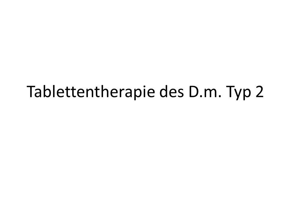 Prinzipielle Interventionsstrategien bei Diabetes mellitus Typ 2  Strukturierte Schulung  Bewegungstherapie  Diätetische Maßnahmen  Orale Antidiabetika  Insulintherapie