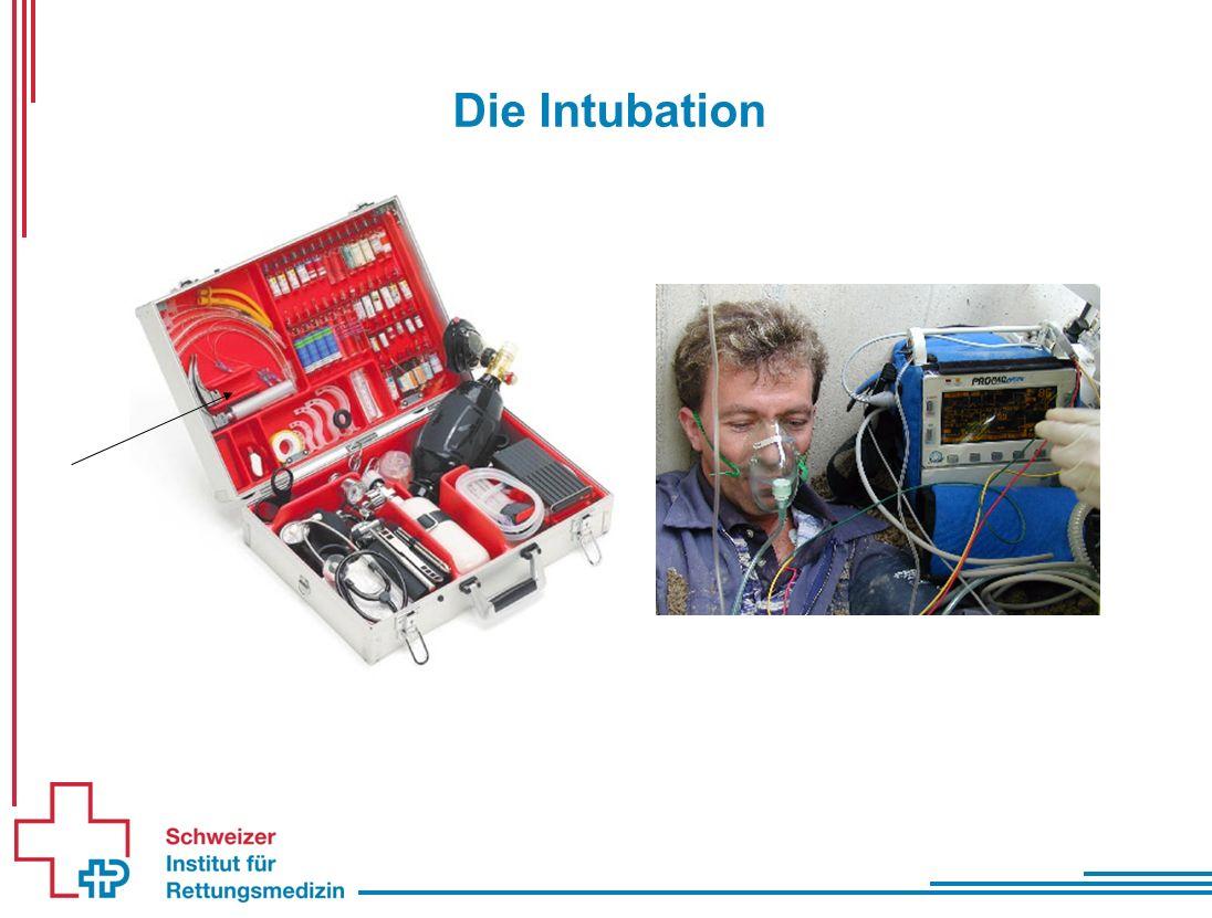 Die Intubation