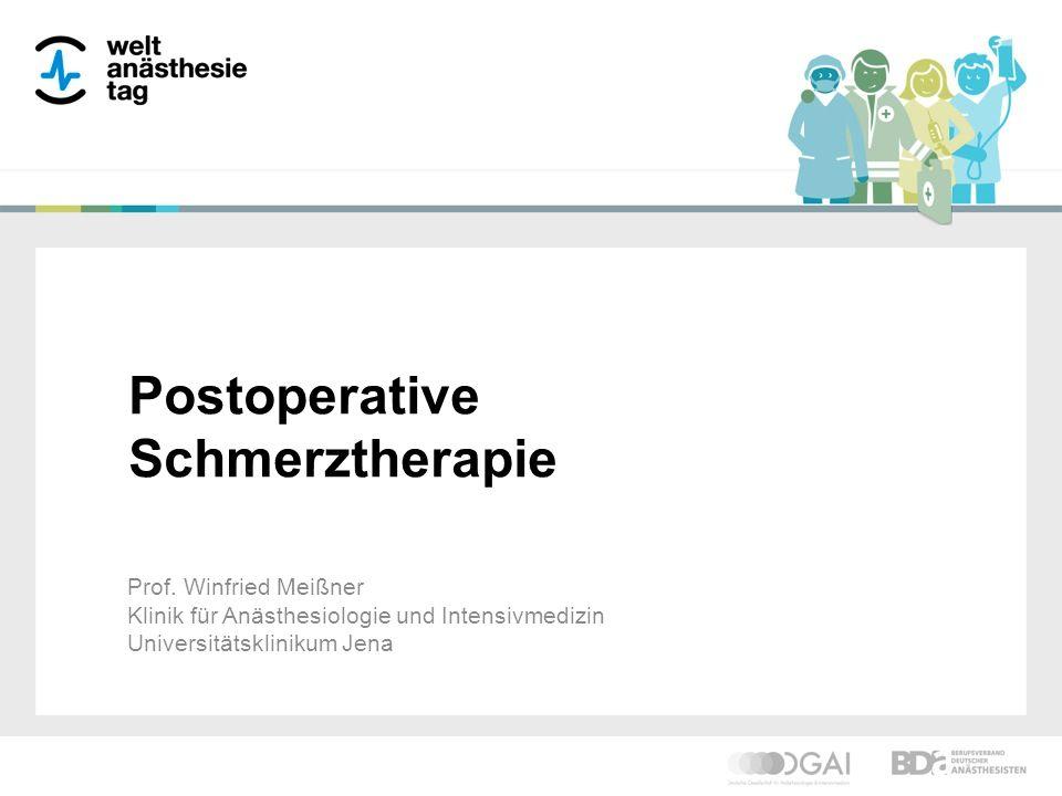 28.05.2016 1 →Warum ist postoperative Schmerztherapie so wichtig.