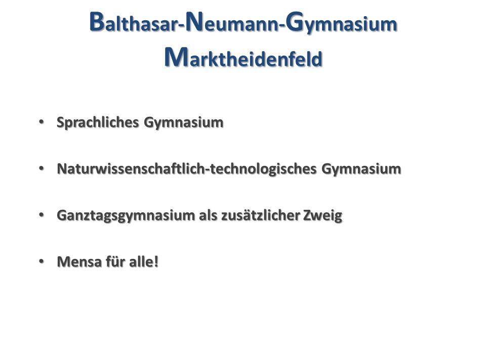 Sprachliches Gymnasium Sprachliches Gymnasium Naturwissenschaftlich-technologisches Gymnasium Naturwissenschaftlich-technologisches Gymnasium Ganztagsgymnasium als zusätzlicher Zweig Ganztagsgymnasium als zusätzlicher Zweig Mensa für alle.