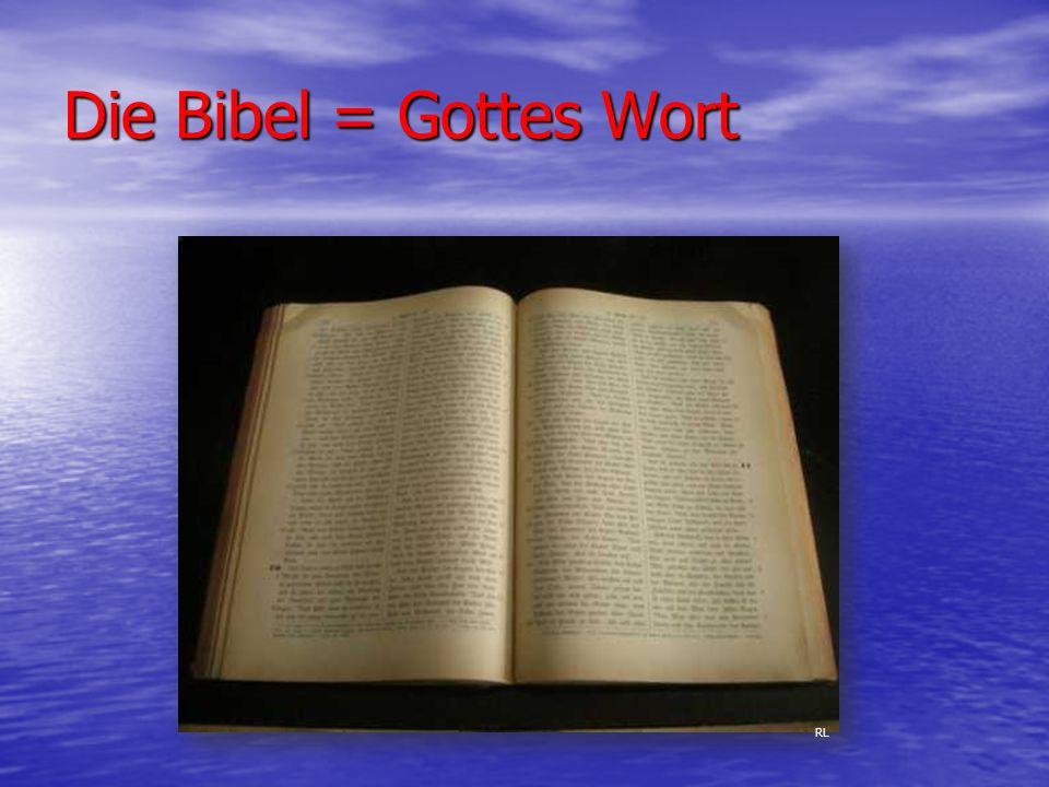 Die Bibel = Gottes Wort RL