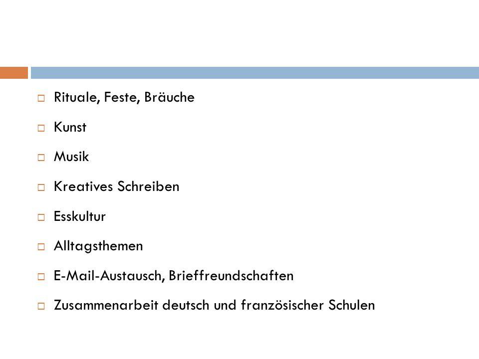 Quellen  Bausch, Karl-Richard (Hrsg.): Handbuch Fremdsprachenunterricht, Tübingen: UTB 52003.