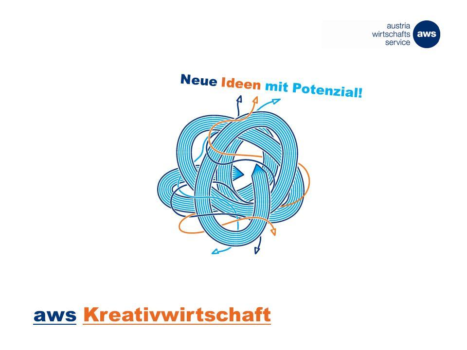 aws Kreativwirtschaft Neue Ideen mit Potenzial!