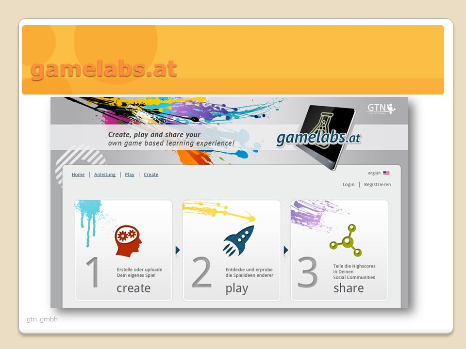 gtn gmbh gamelabs.at