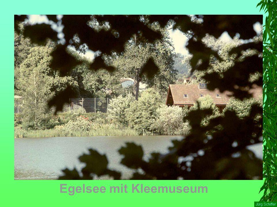 Egelsee mit Kleemuseum