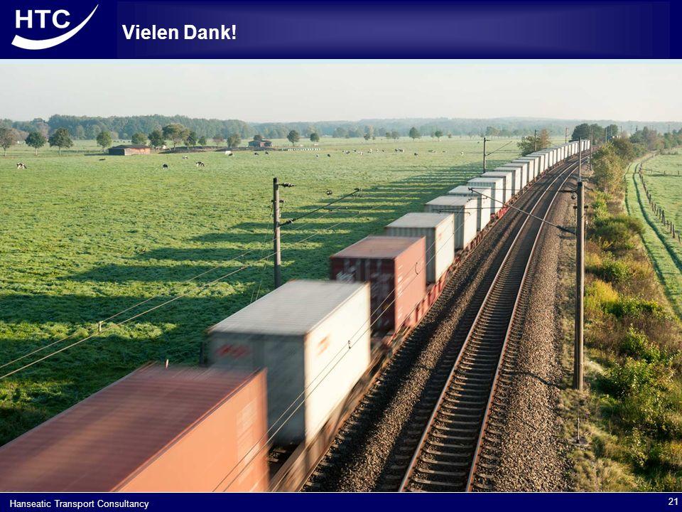 Hanseatic Transport Consultancy Vielen Dank! 21
